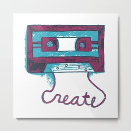 Create Metal Print