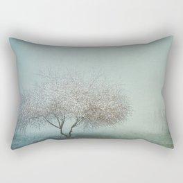Blurred Hope Rectangular Pillow