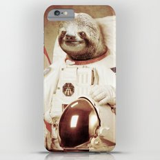 Sloth Astronaut Slim Case iPhone 6s Plus