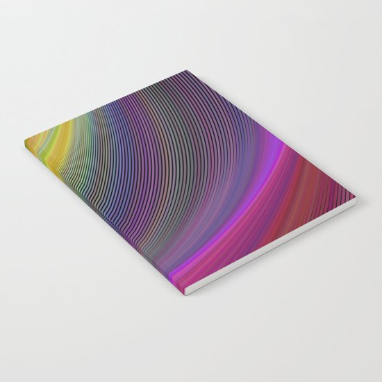Magic waves Notebook