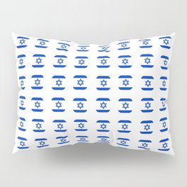 flag of israel - with soft square Pillow Sham