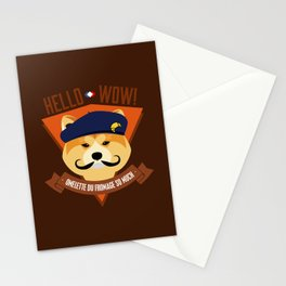 Hello wow, Omelette du Fromage So Much Stationery Cards
