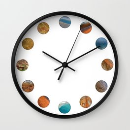 Planet Collective  Wall Clock
