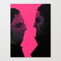 dishonored Canvas Prints featuring natural philosophy by VPUVWV