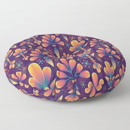 Royal Pattern Floor Pillow