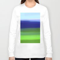 voyage Long Sleeve T-shirts featuring Voyage by Ordiraptus