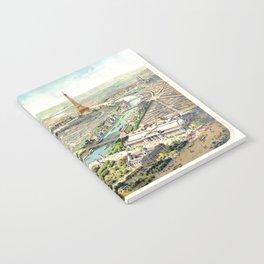 Paris World Fair 1900 Notebook