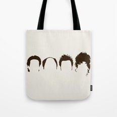 Seinfeld Hair Tote Bag