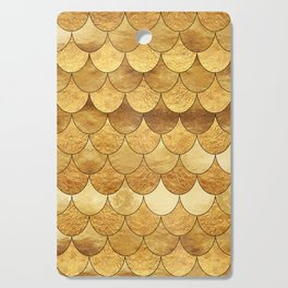 Golden Scales Cutting Board
