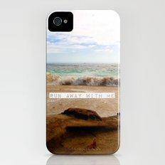 Run Away With Me Slim Case iPhone (4, 4s)
