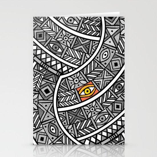 Oba Goldeneye Stationery Cards