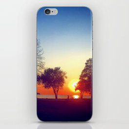 Happy in CLE iPhone Skin