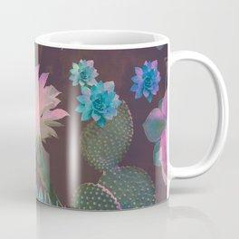 Exotic Gloomy Garden Coffee Mug