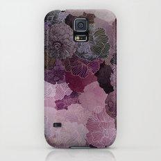 FLORAL SAKURA Galaxy S5 Slim Case