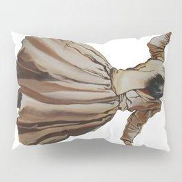 Whirling Dervish Conveys God's Spiritual Gift Pillow Sham