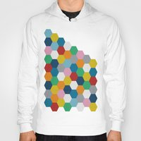 honeycomb Hoodies featuring Honeycomb 2 by Project M