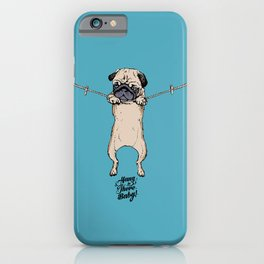 Hang in There Baby iPhone Case
