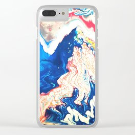 Candy - O Clear iPhone Case