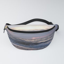 Beach, Sea and Sunset Fanny Pack