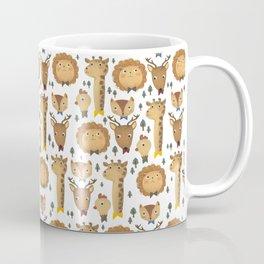 Forest Formal Coffee Mug