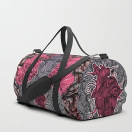 Third Son of Man Duffle Bag
