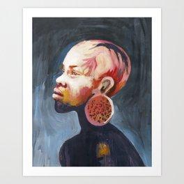 Udo Art Print