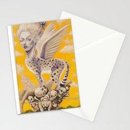 Smite the Patriarchy Stationery Cards