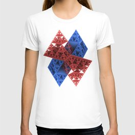 Fractal Triangle T-shirt