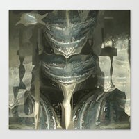fullmetal alchemist Canvas Prints featuring Alchemist by Jose Luis