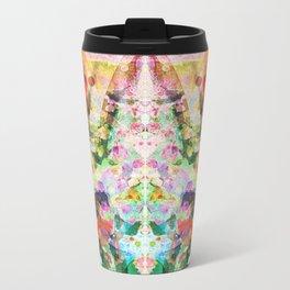 Neo Rorschach I Metal Travel Mug
