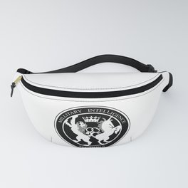MI6 Logo (Millitary Intelligence Section 6) Fanny Pack