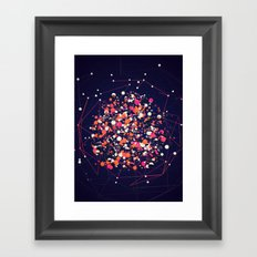 Movement Framed Art Print