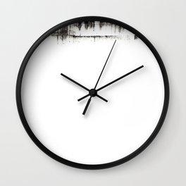 852 Wall Clock