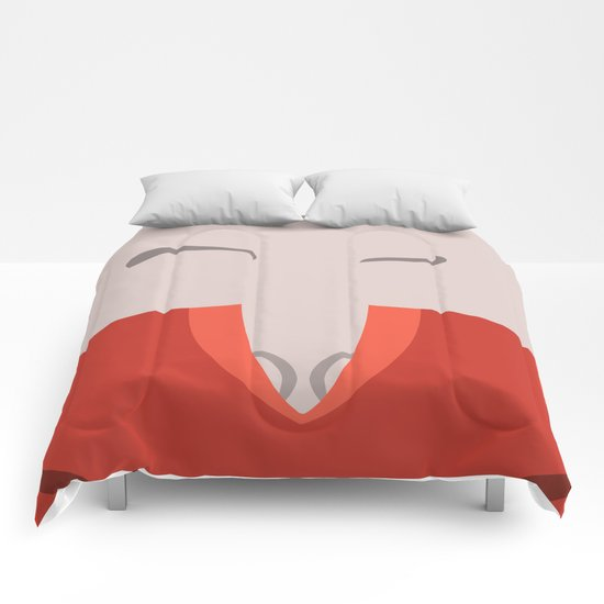 T'Pol - Vulcan - Minimalist - Star Trek: Enterprise - Trektangle - Trektangles - startrek minimalism Comforters
