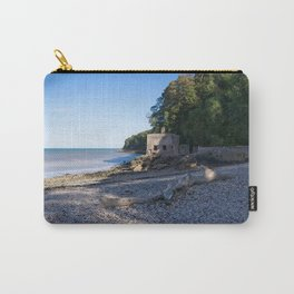 Elberry Cove - Agatha Christie's Favourite Bathing Spot Carry-All Pouch