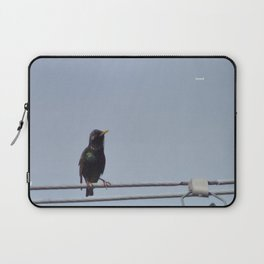 "Paboi ""Tweet!"" Laptop Sleeve"