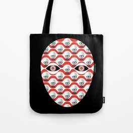 The Red Handmaid Collection by ©2018 Balbusso Twins Tote Bag