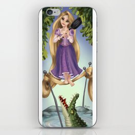 A Tangled Mansion iPhone Skin