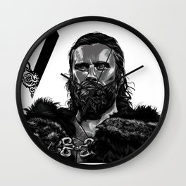 Rollo Wall Clock