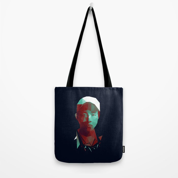 Glenn The Walking Dead Tote Bag