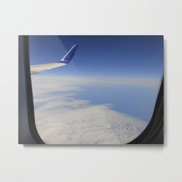 Mile High Metal Print