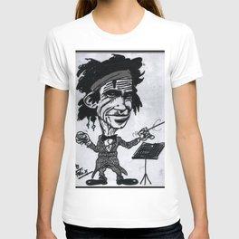 """""""Keef"""" Richards T-shirt"""