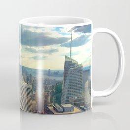 View Of New York City Coffee Mug