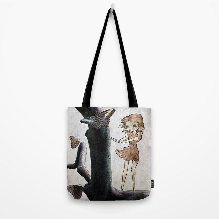 Flutter By Tote Bag