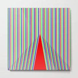 RGB3 Metal Print