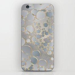 Abstract digital work iPhone Skin