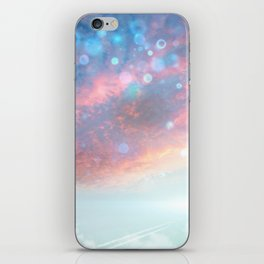 Morning Sky iPhone Skin