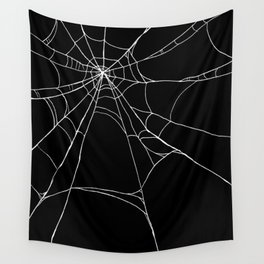 Spiderweb Wall Tapestry