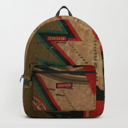 Slotted 3 Backpack