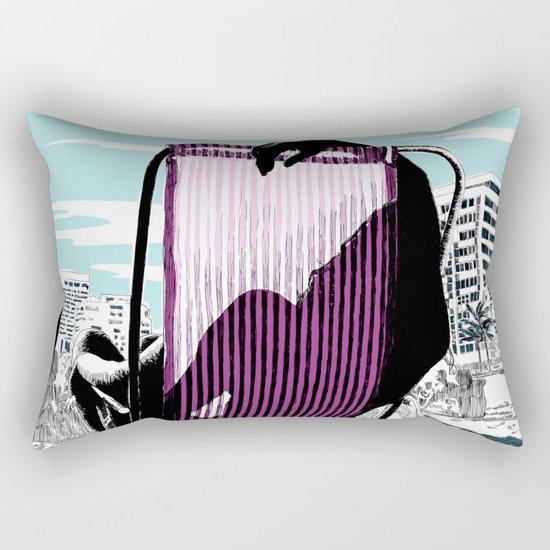 A place in the sun Rectangular Pillow
